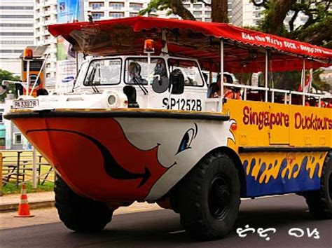 duck boat tours singapore singapore things to do