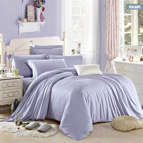 light blue bed set ୧ʕ ʔ୨luxury light blue bedding bedding set queen king