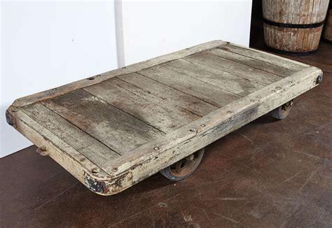 rail cart coffee table rail cart coffee table antique rail cart coffee table at