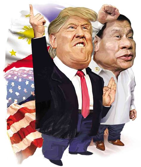 trump duterte donald and rody show uncanny parallels inquirer net