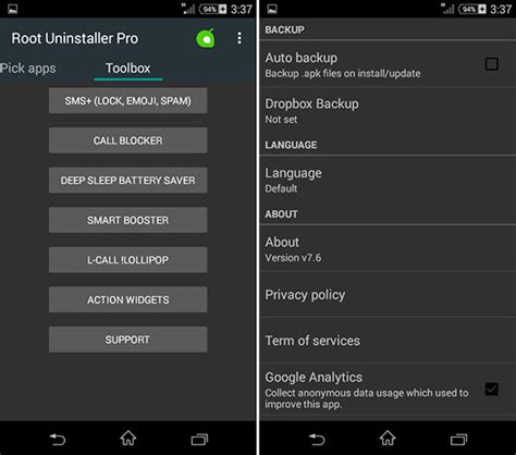 root uninstaller apk root uninstaller pro v8 3 apk index apk