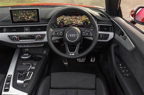 audi dashboard a5 audi a5 cabriolet 2 0 tdi s tronic review autocar