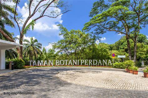 Perdana Botanical Garden Kuala Lumpur Perdana Botanical Garden In Kuala Lumpur Kuala Lumpur Attractions