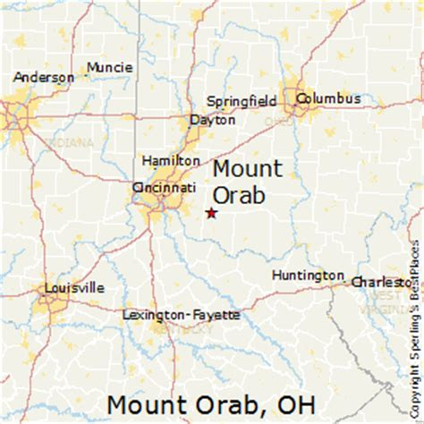 houses for sale in mt orab ohio best places to live in mount orab ohio