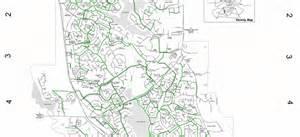 peachtree map map of peachtree city ptc community info