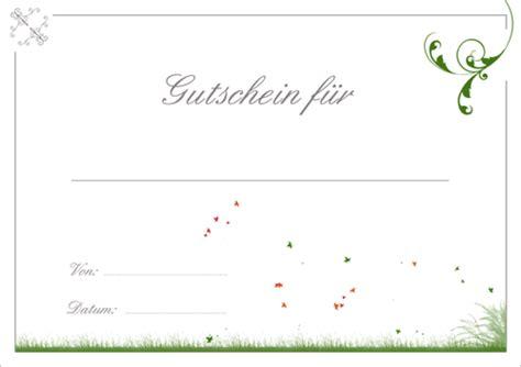 Muster Geschenkgutscheine Vorlagen Gutscheinvorlage Zum Ausdrucken Kostenlos Runterladen