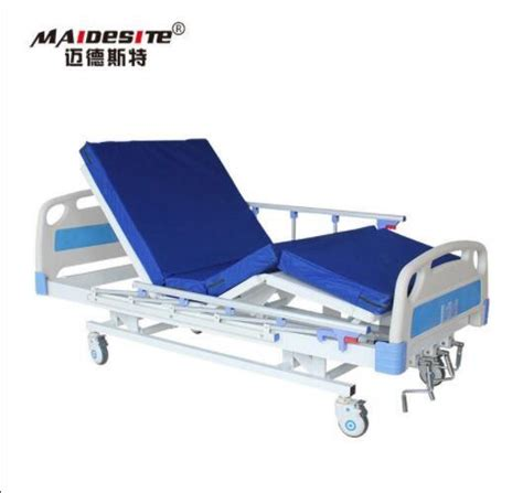 m08 adjustable three functions hospital bed for elderly sale to philippines malaysia asia