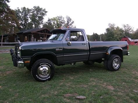93 dodge dually 93 dodge dually for the ranch trucks