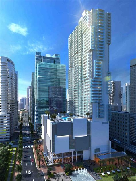 Apartments Downtown Miami Mdm Breaks Ground On Met Square In Downtown Miami South