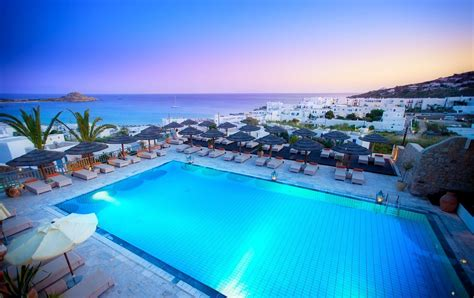 luxury hotels  mykonos   occasion