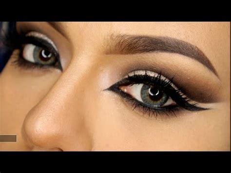 imagenes maquillaje ojos de gata ojos felinos cat eyes tutorial maquillaje grwm lolo