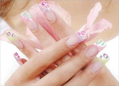 imagenes uñas decoradas punta blanca im 225 genes de cursos de u 241 as de acrilico y aplicacion de