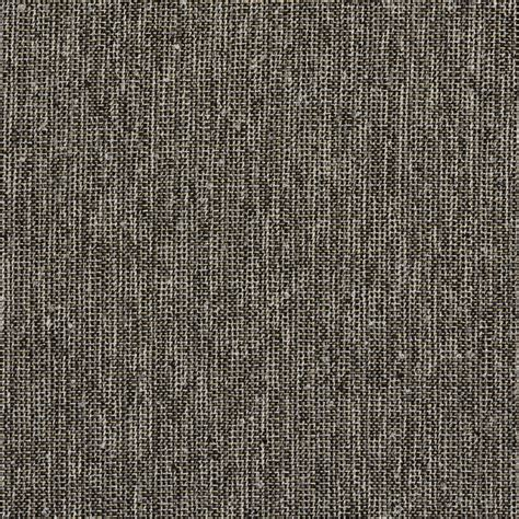 Tweed Upholstery Fabric Graphite Black And Grey Solid Woven Tweed Upholstery Fabric