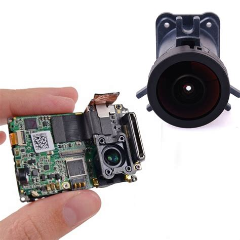 Gopro 4 Bandung original lens replacement with lens dock for gopro black jakartanotebook