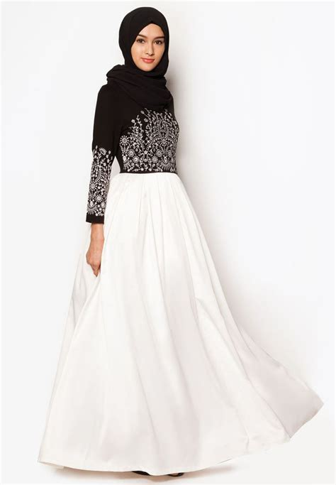 Pakaian Gaun Rok Dress Maxi Calista Abaya Black Terbaru Cantik 281 best images about fashion on