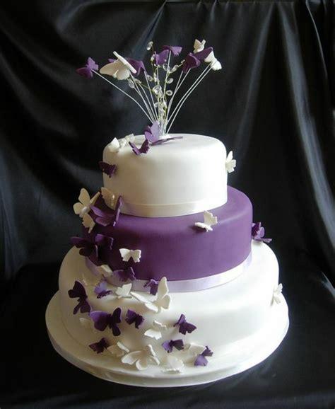 Hochzeitstorte Schmetterlinge by Hochzeitstorte Lila Schmetterling Die Besten Momente Der