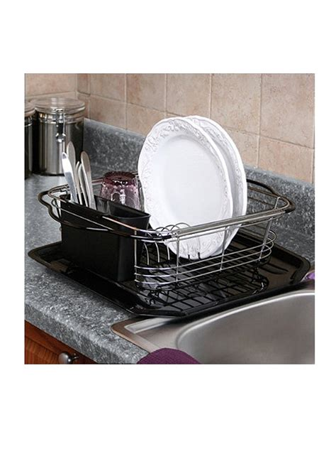 large sink set dish rack drainer small dish drainer small 2pc dish rack white room