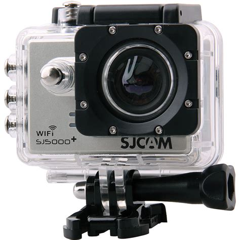 Sjcam Hd sjcam sj5000 plus hd with wi fi silver sj5000ps