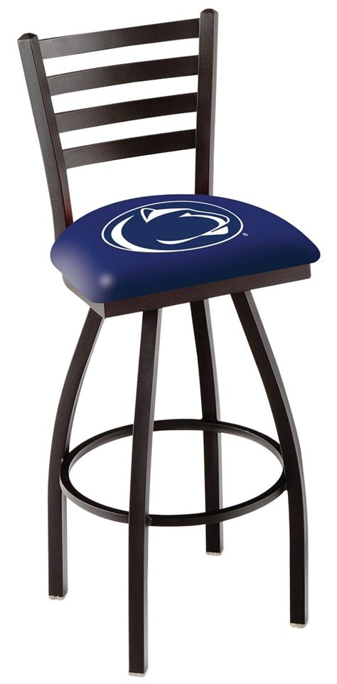 penn state counter height bar stool w official college