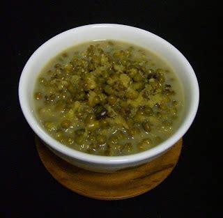 cara membuat bubur kacang ijo tanpa kulit makanan liburan kita bubur kacang hijau