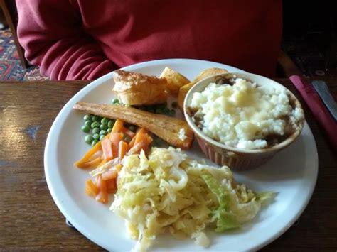 Vegetarian Cottage Pie Oliver Arnold Arms Rugby Omd 246 Om Restauranger Tripadvisor