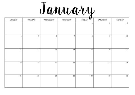 printable calendar you can type into i can type into calendar free printable weekly planner