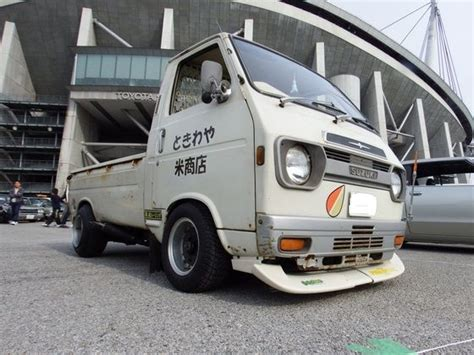 Suzuki Carry Cer Suzuki Carry Lowered Jdm Pinteres