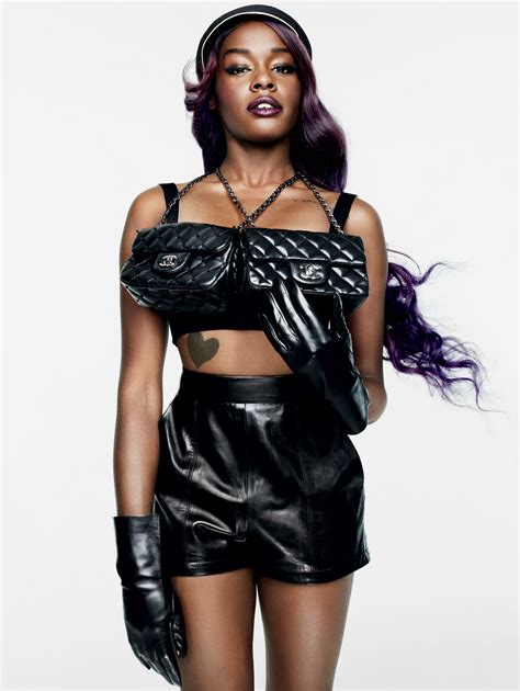 Even Banks Gets Pimples by Azealia Banks Bumps Debut Album To January 2015 That