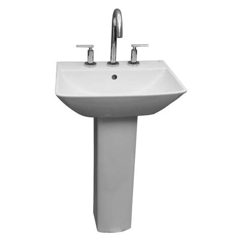Barclay Pedestal Sink by Barclay Porcelain Regular And Corner Pedestal Sinks