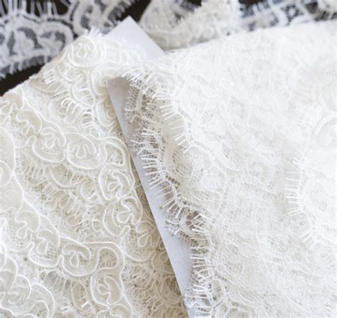 wedding dress fabric glossary