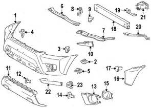 Toyota Tacoma Parts Diagram 2013 Toyota Tacoma Parts Oem Toyota Parts Toyota