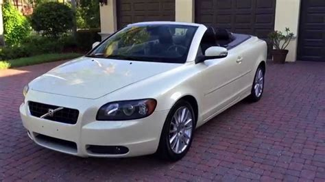 volvo c70 custom sold 2009 volvo c70 t5 convertible for sale by autohaus