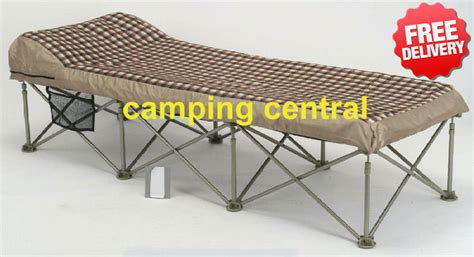 oztrail instant cing c portable folding air bed available at cing central