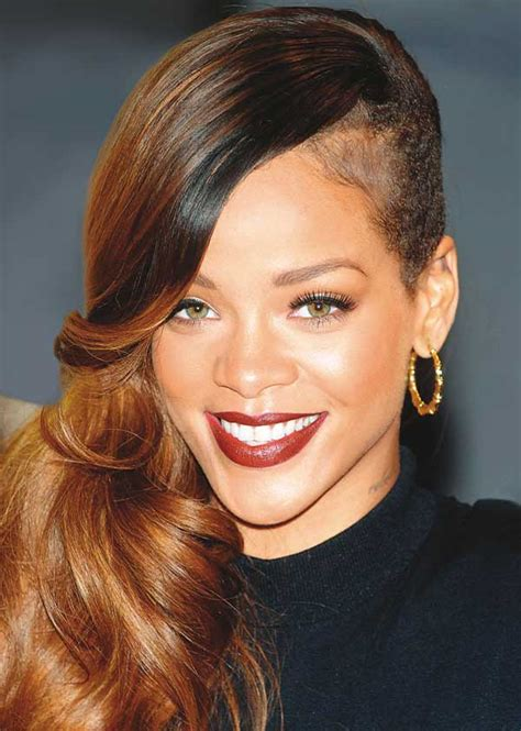 Rihanna Hairstyles by Amazing Rihanna Hairstyles And Haircuts Random Talks