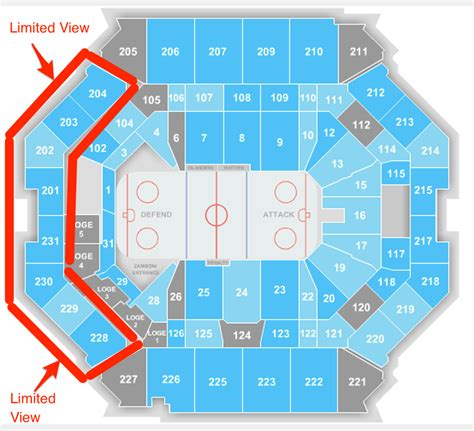 barclays center seating chart barclays center new york islanders seats business insider