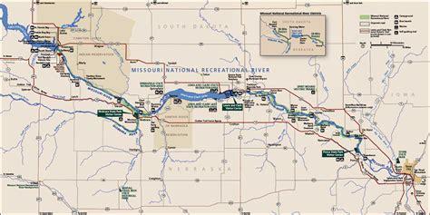 service missouri missouri national recreation river south dakota national park service
