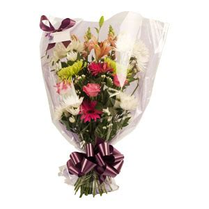 Funeral Bouquet by Flower Power Larnaca