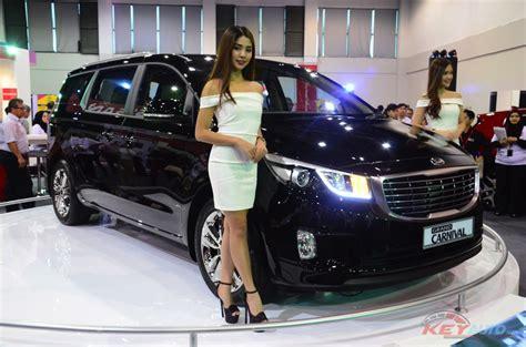 Kia In Malaysia 全新 8 座 Mpv Kia Grand Carnival 开放订购 搭 2 2l Crdi 柴油动力