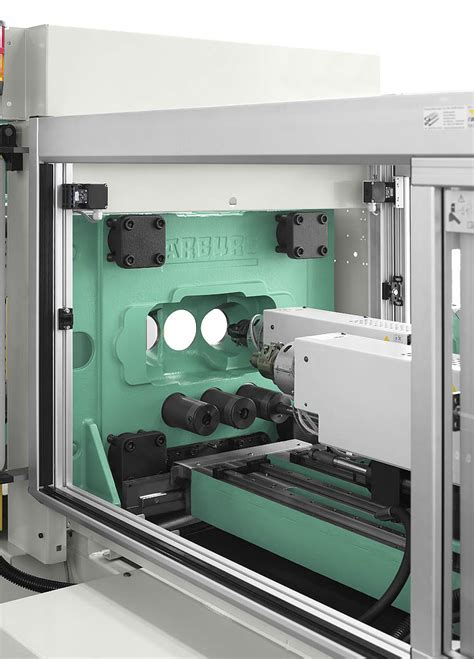 multi component injection molding arburg