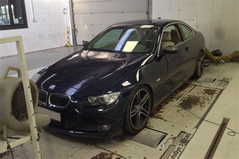 bmw 335i n54 306hp stage 2 cut out exhaust