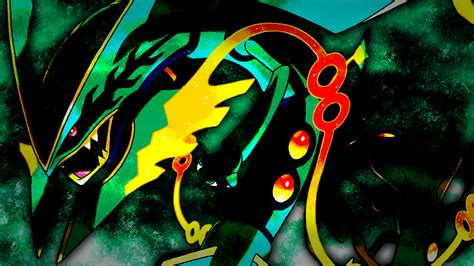 legendarios painting show mega rayquaza wallpaper 2 by glench on deviantart