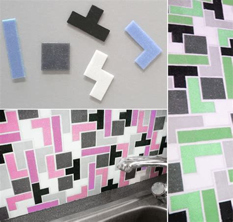 fliesen legen roboter tetris fliesen k 252 chendekor mit boy faktor engadget