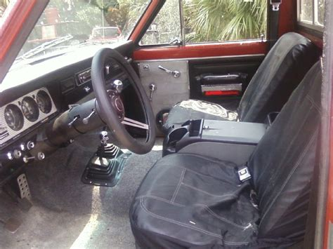 Jeep J10 Interior Loxconfederate 1983 Jeep J10 Honcho Specs Photos