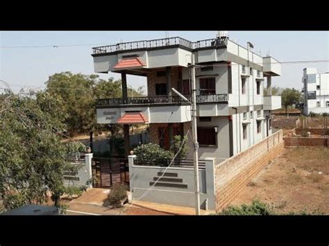 house plan front elevation design   real youtube