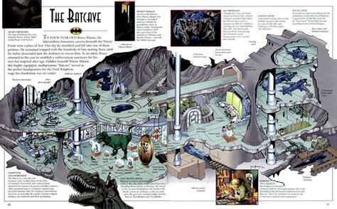 Grayson Manor Floor Plan Batcave Dc Comics Database