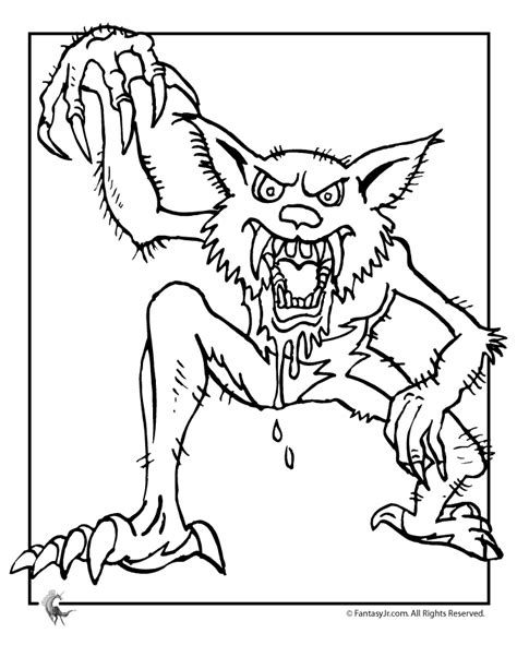 wolf mask coloring page free coloring pages