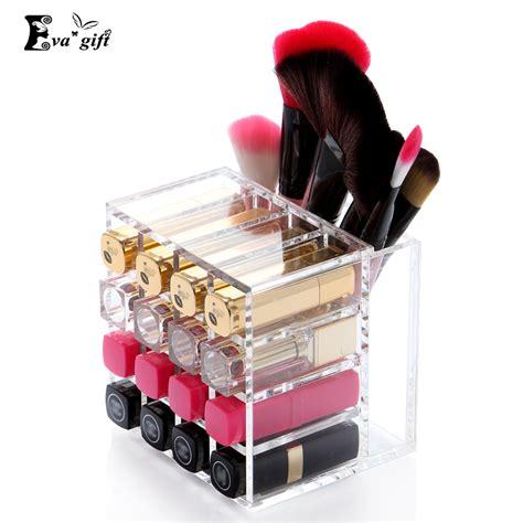 aliexpress buy acrylic makeup organizer aliexpress buy acrylic lipstick storage box cosmetic organizer makeup brush nail