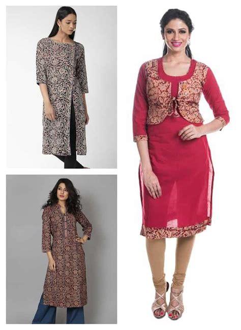pattern making for kurti 17 fabulously kalamkari kurti designs for women simple