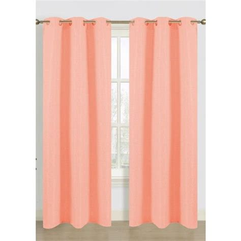 peach bedroom curtains 1000 ideas about peach curtains on pinterest peach