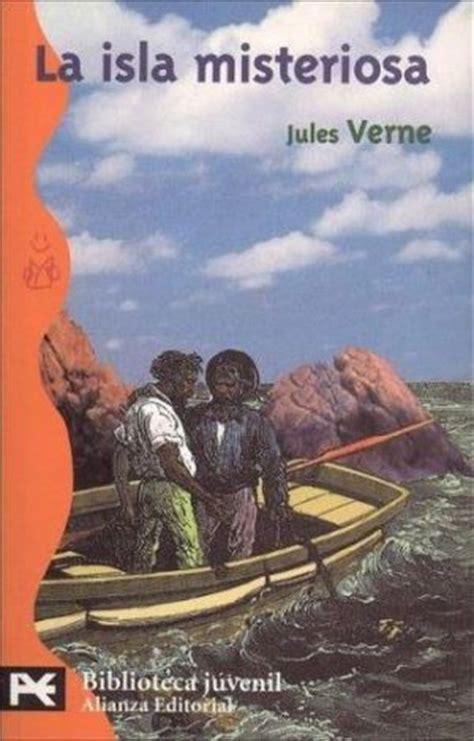 libro la isla y los libros resumen de la isla misteriosa